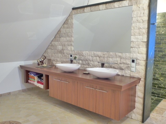 Badezimmer_Tischlerei Hiebler