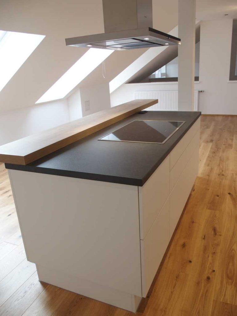Tischlerei Hiebler_Küchenarbeitsbereich