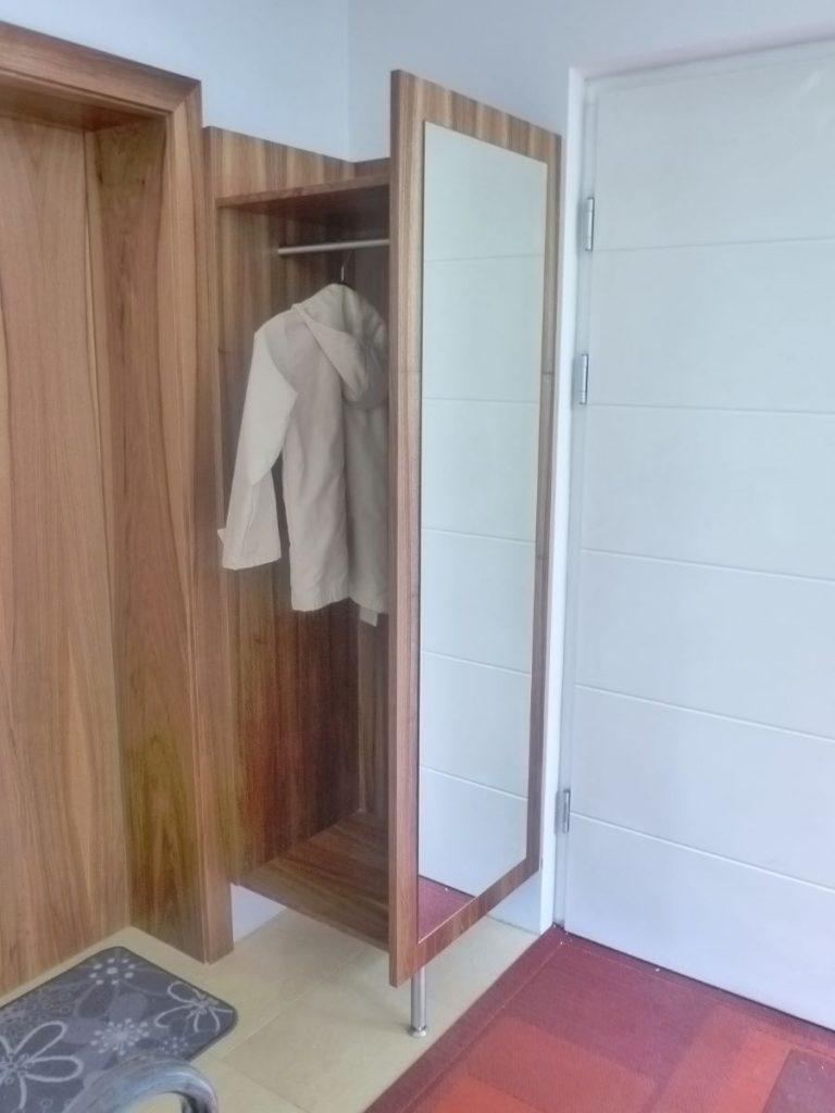 Tischlerei Hiebler-Vorzimmer