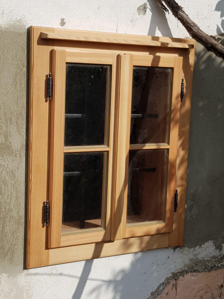 Tischlerei Hiebler_Holzfenster