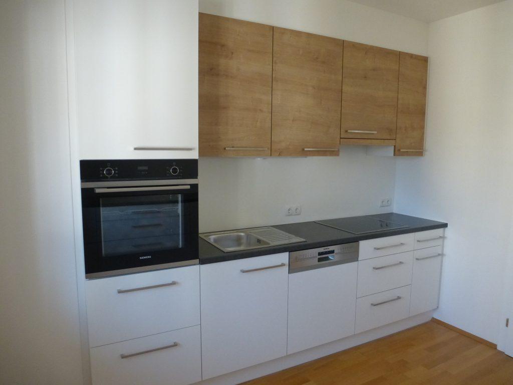 Tischlerei Hiebler_Küchenblock Eiche