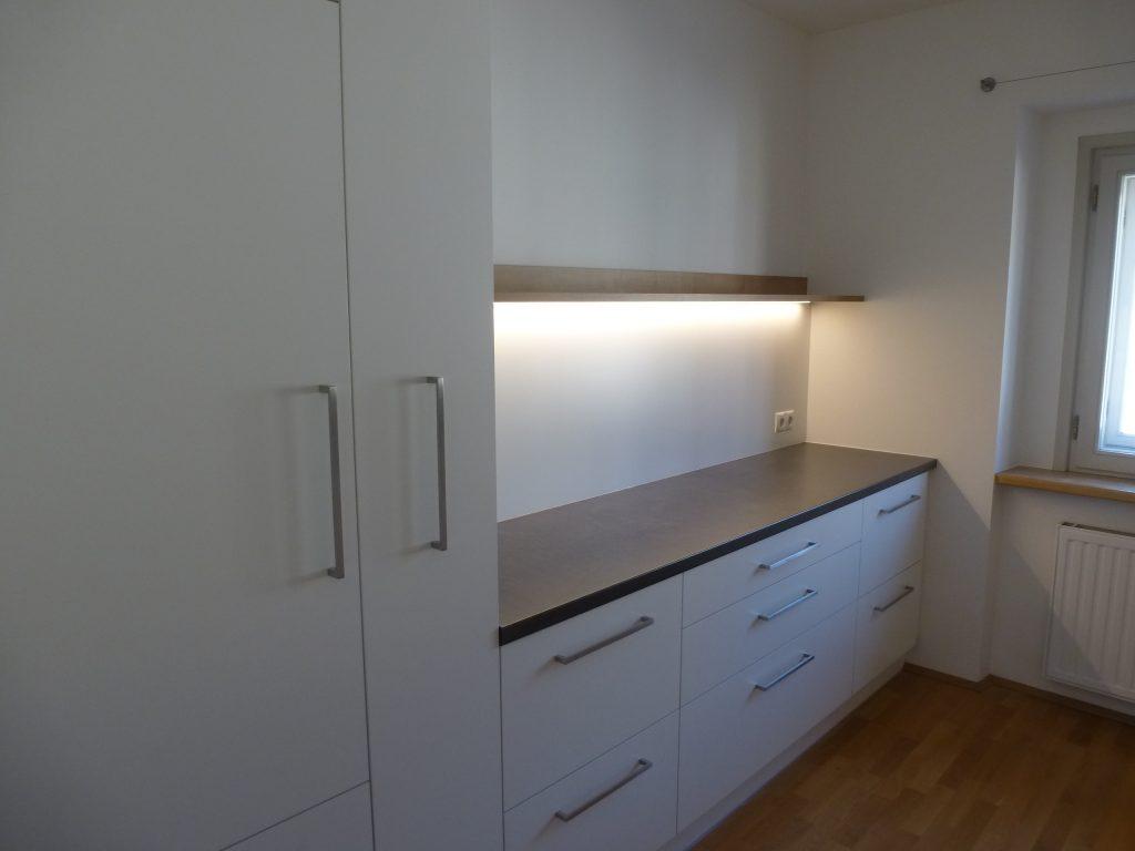 Tischlerei Hiebler_Küchenblock LED